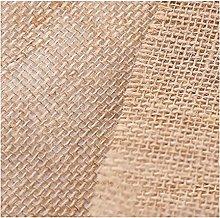 Jute Cloth Natural Linen Fabric Rustic, Retro Used
