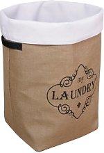 Jute Laundry Bin Brambly Cottage