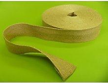 Jute Upholstery Webbing (11lb) 2 Wide 10m roll by
