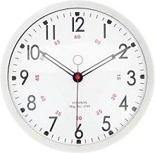 Juul at Home - Retro Metal Wall Clock Cream -