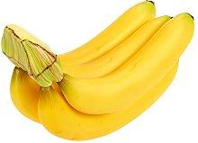 Juvale Fake Fruit Bananas - Artificial Fruit