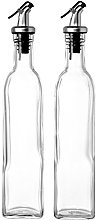 Juvale Olive Oil And Vinegar Dispensers - Oil And