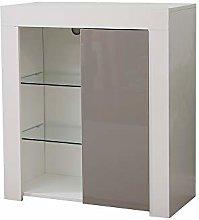 Juyouli Modern Cabinet Highgloss Door and Matt