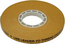 JVCC ATG-7502 ATG Tape: 1/4 in x 36 yds. (Clear