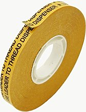JVCC ATG-7502 ATG Tape: 3/8 in x 36 yds. (Clear
