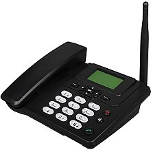 JXCAA Desktop Corded Telephone-Corded Dual Band