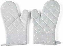 JXD Kitchen Microwave Glove BBQ Oven Baking Gloves
