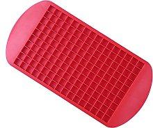 JXHYKJ 160 Cavity Silicone Bar Ice Cube Tray Mini