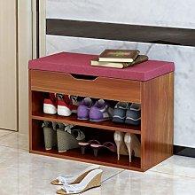 JXJ Shoe rack change bench shoe box Nordic storage