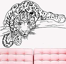 JXNY Cheetah wall decal sticker animal leopard