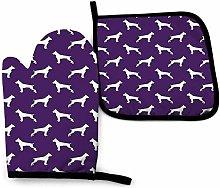Jxrodekz Boxer Dogs On Dark Purple Cropped Ears U