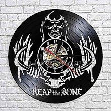JXWH Reap the Grim Reaper Horror Skeleton Wall