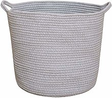 JY Collapsible Laundry Basket Large Solid Color