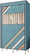 JY Fabric Wardrobe Single Wardrobe Portable