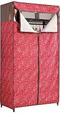 JY Portable Wardrobe Closet Dust-Proof Waterproof