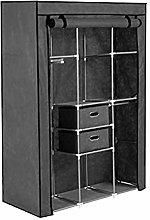 JY Single Wardrobe Solid Color Combination Storage