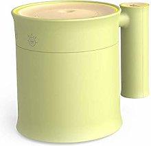 JY&WIN Essential Oils Diffuser, Mute MINI Bamboo