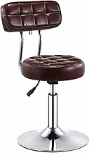 JYDQM Chairs,Bar Stool with Safe Auto-Return
