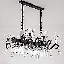 JYDQM Chandeliers,Crystal Chandelier,E14