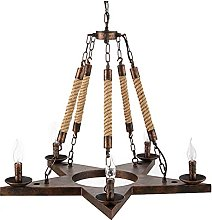 JYDQM Chandeliers,Industrial Style