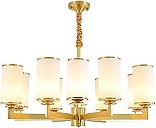JYDQM Chandeliers,Pastoral Classic Lighting,Pure