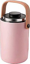 JYDQM Insulated Lunch Box, Pink Insulated Lunch