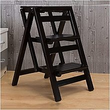 JYDQM Step Stools,Garden Portable 3-Step Ladder