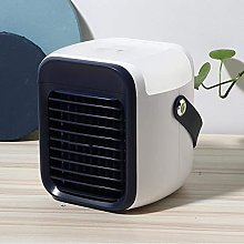 JYDQM USB Fans Abs Humidifier Handheld Air Cooler