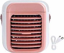 JYDQM USB Fans Air Cooler,Anti-Leak Humidifier