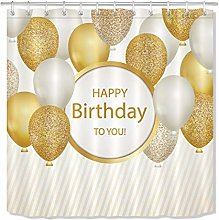 JYEJYRTEJ Balloon happy birthday Decorative shower
