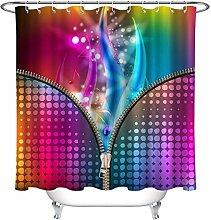 JYEJYRTEJ Color music neon Decorative shower