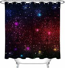 JYEJYRTEJ Colorful lights Decorative shower