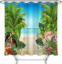 JYEJYRTEJ Hawaii beach tropical plants Decorative