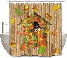 JYEJYRTEJ Thanksgiving turkey maple Decorative