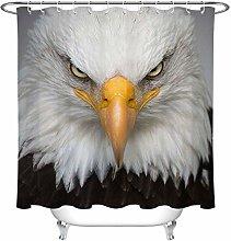 JYEJYRTEJ Vulture curved beak Decorative shower