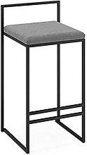 JYHQ Bar Stool Comfortable Creative Bar Chair,