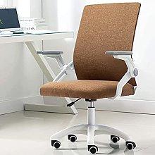 JYHQ Ergonomic Office Chair,Mid Back Swivel Desk