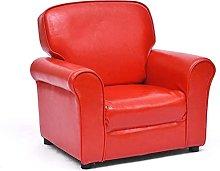 JYHQ Kids Sofa,pu Leather Comfy Kids Armchairs