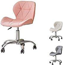 JYHQ Office Chair Desk Chair Computer Chair Faux