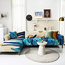JYHQ Printed Couch Cover,Stretch Sofa Cover Sofa