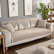 JYHQ Sofa covers,Cloth Simple Modern Sofa