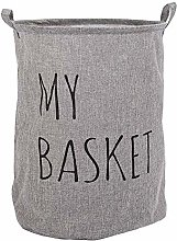 JYPHM Laundry Baskets Collapsible with Handle