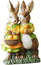 JYSPORT Easter Bunny Decoration Ornaments Rabbits
