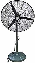 JYTBD Indoor Floor Fan, High-power Industrial