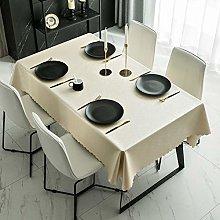 JYXJJKK Waterproof And Oil-proof Table