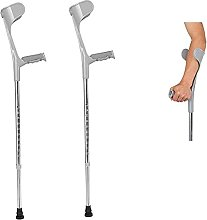 jz Forearm Crutches (Pair), Medical Light Weight