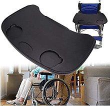 jz Portable Wheelchair Lap Tray Table, Medical