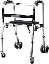 jz Walkers for seniors Rollator Walker, Adults