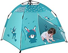 JZJZ Kids Play Tent for Girls, Princess Castle