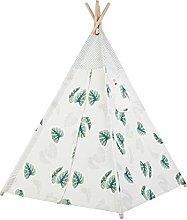 JZJZ Teepee Tent for Kids Indoor Pop Up Teepee